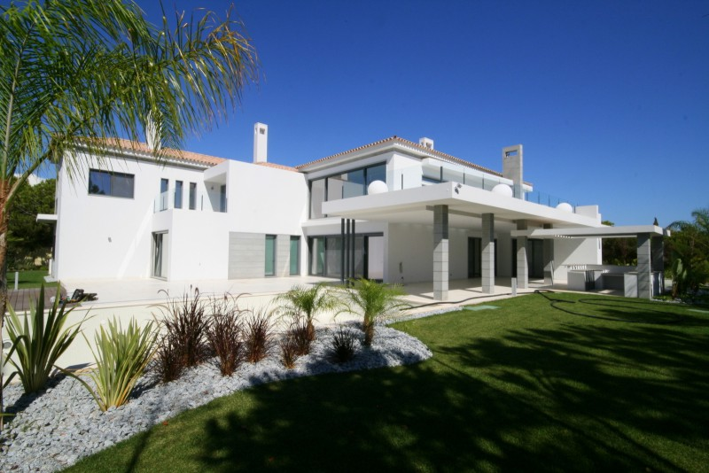 Newly built luxury Algarve villa for sale Quinta do Lago