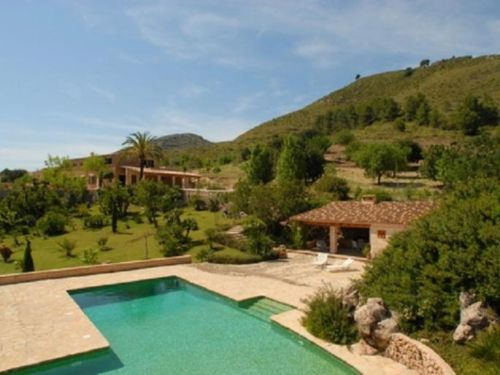Private Country Estate for sale near Arta, East Mallorca