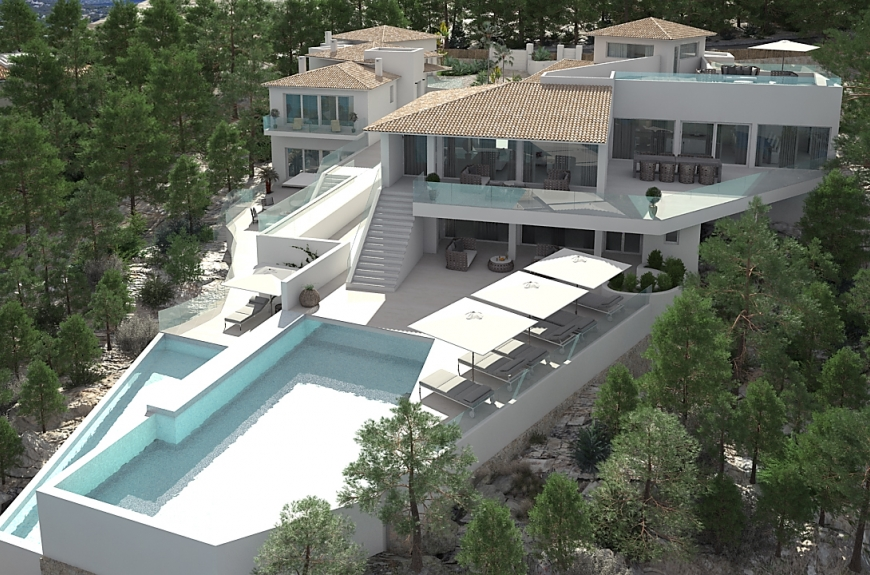 Stunning Contemporary Style Home For Sale Luxury