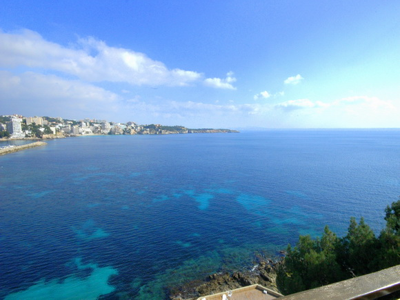 Luxury Penthouse for sale in Illetas with stunning sea views