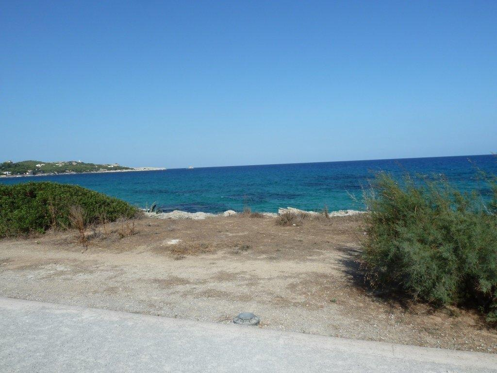 Frontline project for sale in Cala Ratjada with sea access