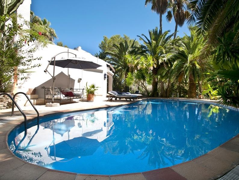 Beach house for sale Ibiza with sea views  Luxury properties for sale