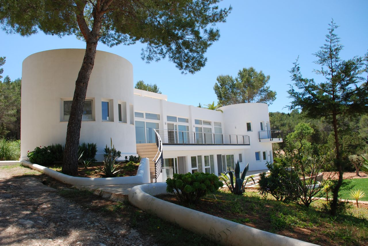 Luxury Estate with Guest house for sale in Ibiza  Luxury properties for sale