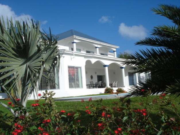 Large Frigate Bay house for sale in St Kitts, West Indies