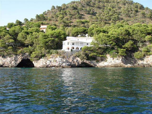 Recently reduced Luxury Home with direct sea access in Costa de Los Pinos, Mallorca
