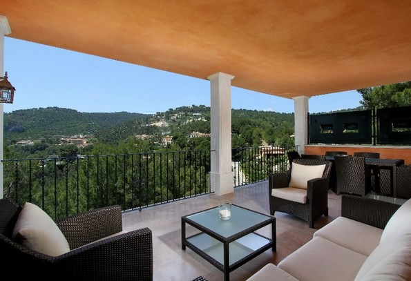 Exclusive home that is newly constructed for sale in Son Vida, Mallorca