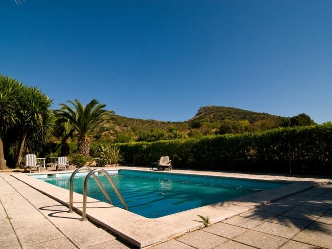 Traditional old stone finca mansion for sale manacor for Can roca manacor