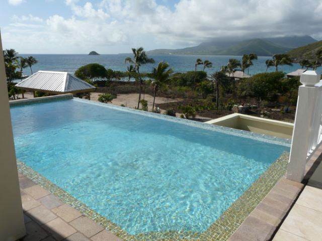 Turtle Beach luxury house for sale Saint Kitts, Caribbean