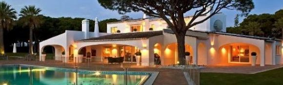 quinta do lago properties from 1 million euros, quinta property for sale