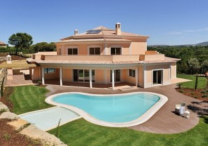 Contemporary villas for sale in Portugal, Minimalist Algarve Villas