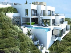 Contemporary Luxury Modern Homes For Sale Europe Mallorca Ibiza Portugal  Spain