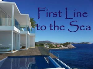 Luxury European Real Estate Frontline & First Line to Sea