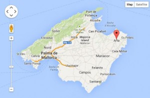 Property for sale in Arta, Mallorca