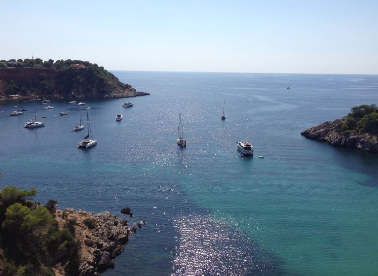 Es Cubells luxury properties for sale on Ibiza