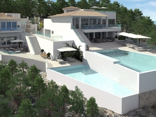 Mallorca €8,800,000Puerto AndratxStunning contemporary style property overlooking the Port…